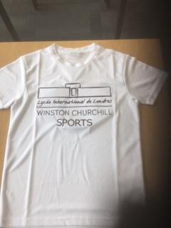 Primary PE T Shirt in White -   MANDATORY