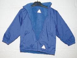 Fleece lined water proof jacket