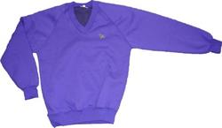 Purple Sweat Shirt
