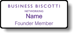 Founder Member Badge